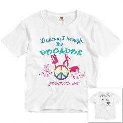 2018 B2D Youth Spring Recital T Shirt