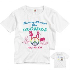 2018 B2D Youth Spring Recital T Shirt