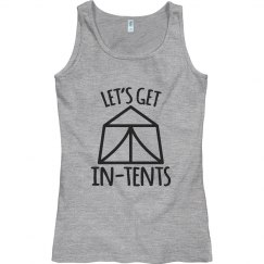 Let's Get In-Tents Tank