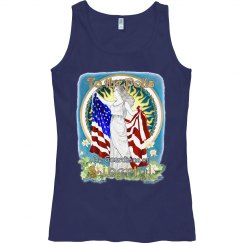 MOUSIE Liberty Tank Top- Ladies