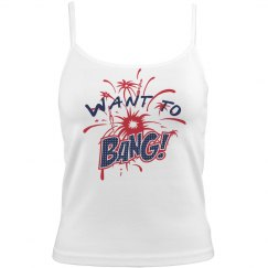 Let's Bang! Tank (Woman)
