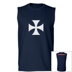 TradCatKnight t-shirt Templar Cross