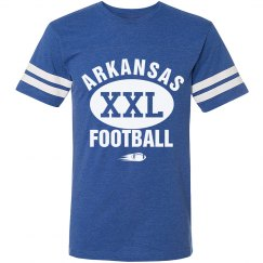 Arkansas xxl football shirt