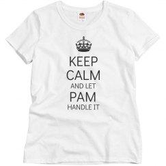 Let Pam handle it