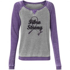 Fibro Strong Faded Sweatshirt