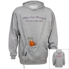 Miles for Morgan Tailgate Sweatshirt