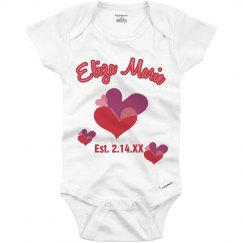 Established Date Onesie