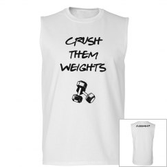 Crush Them Weights Tank