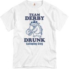 Horse Derby Drinking Team