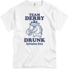 Horse Derby Drinking Team
