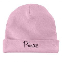 Princess beanie, infant