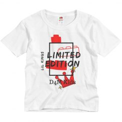 D4M Boys Youth Tee