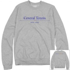 GRRR gray unisex sweatshirt