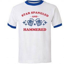 Get Star Spangled And Hammered
