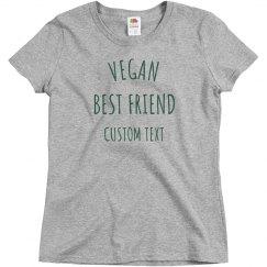 Custom My Vegan Best Friend