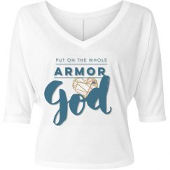 Armor of God sweater