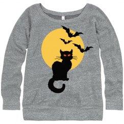 Cats & Bats Sweater