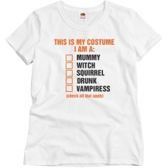 Halloween Party Tee