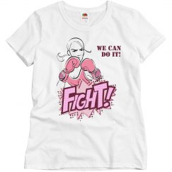 We Can Fight Cancer