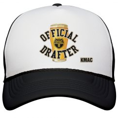 Fantasy Football Ball Cap