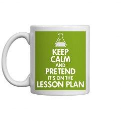 A Teacher's Lesson Plan
