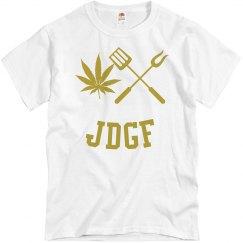 JDGF SHIRT gold