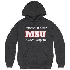 Montclair State MSU Dance Hoodie