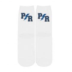 P/R - White Socks
