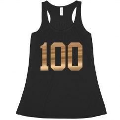 Be 100 Crop Tank