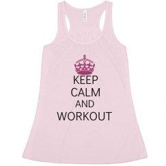 Keep Calm & Workout