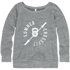SCF ladies sweatshirt