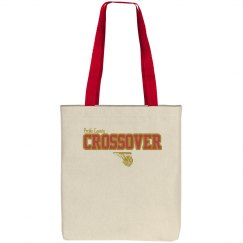 Crossover Basketball tote