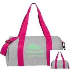 Hunter/Jumper Duffle Bag