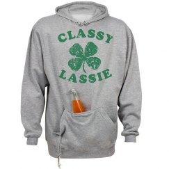 Classy Lassie Drinker