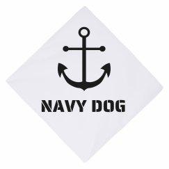 Navy Dog