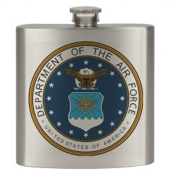 Air Force Flask 1