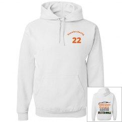 Sponsorship hoodie