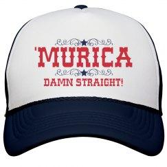 'Murica Damn Straight!