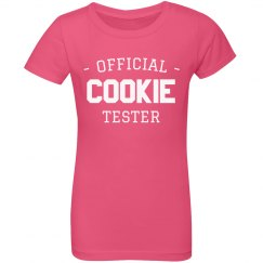Official Cookie Tester of the Year