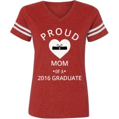 Proud mom of a 2016 graduate