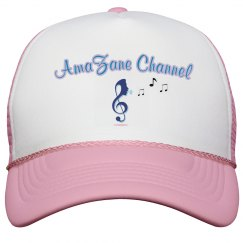 Channel Pink Snapback