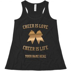 Cheer is Love Cheer is Life