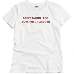 Cooperation and Love