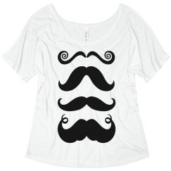 Hipster Mustaches