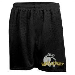 hufflepuff shorts