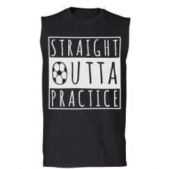 I'm Straight Outta Soccer