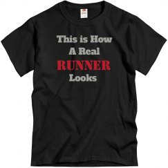 This is how runner looks