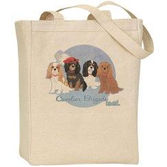 Cavalier Brigade Tote Bag