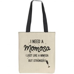 Momosa Canvas Bag