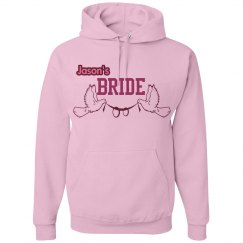 Jason's Bride Custom Sweatshirt